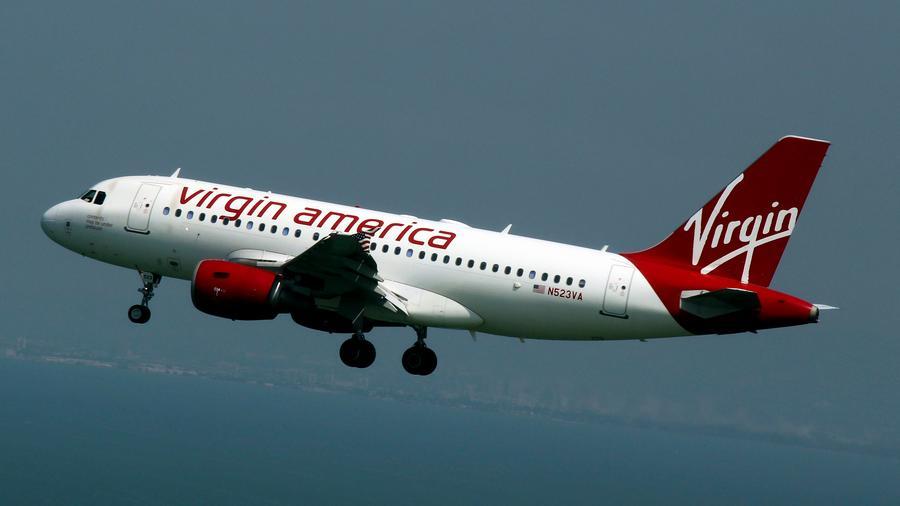 Virgin American Merge with Alaska Airlines