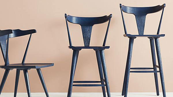 Chic Kitchen Bar Stools to Punch up Your Space - Sunset Magazine