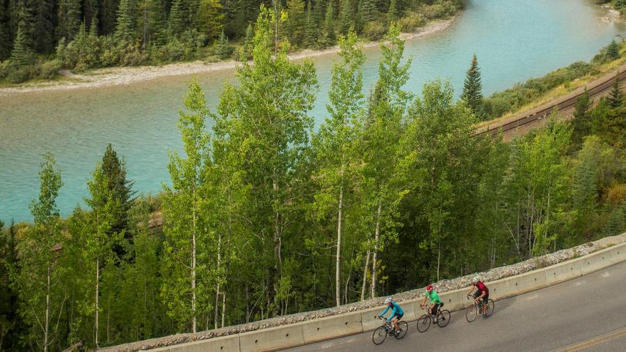 Banff & Jasper N.P. Itineraries