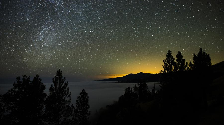 Big Sur Skyline (Dylan Lucas Gordon / Getty Images)