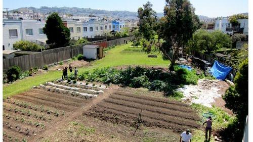 San Francisco passes urban agriculture zoning changes