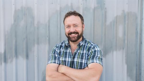 Restaurateur and entrepreneur Kurt Huffman
