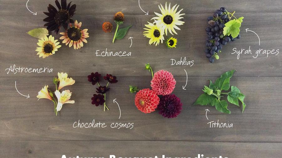 Autumn Bouquet Recipe