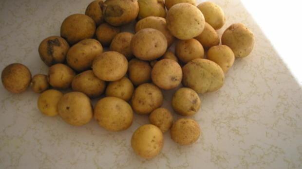 Very Small Potatoes