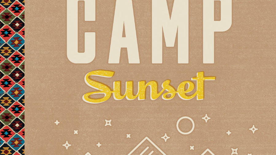 Giveaway: Camp Sunset Book