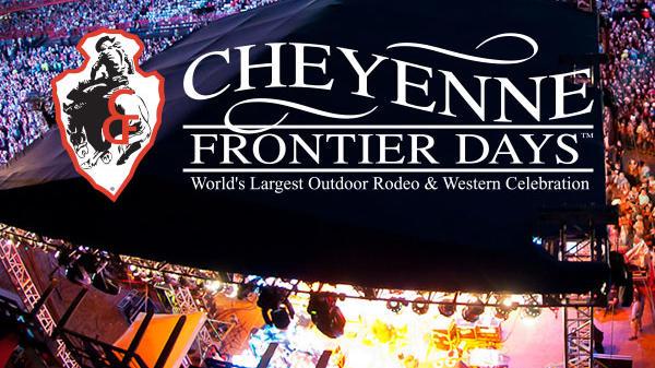 Photo courtesy of Cheyenne Frontier Days