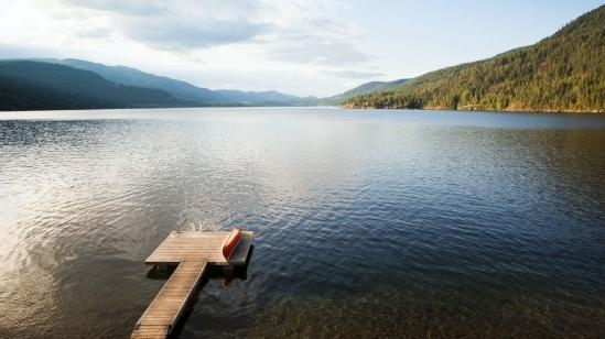 Christina Lake, British Columbia