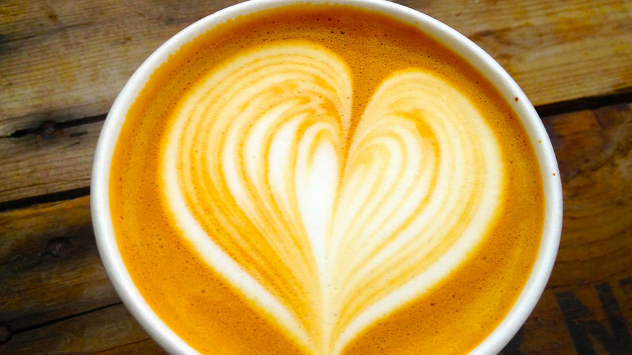 What's better than a latte at 9 a.m.? A latte at noon, and 4 p.m., and 6 p.m...