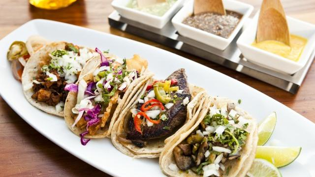 Classic and inventive combos at Tacolicious