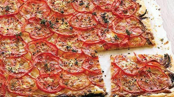 A tomato-lover's favorite recipe