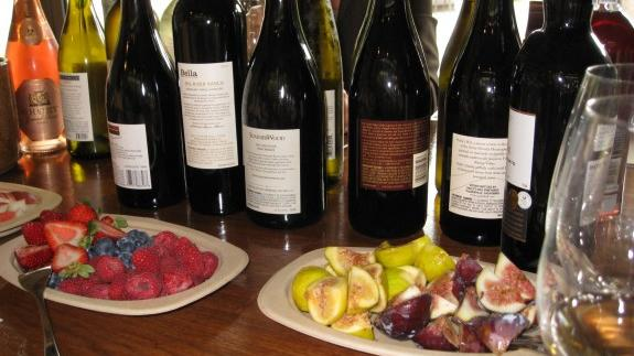 Wine and Fruit—a Surprisingly Tough Pairing