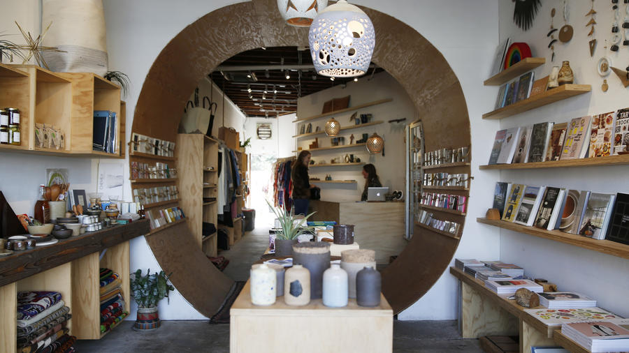 General Store, a portal into the Outer Sunset's laid-back look (Photo: Leslie Santarina/Spotted SF)