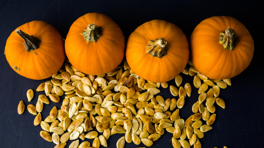 How To Save Pumpkin Seeds Arinahabich Getty Images