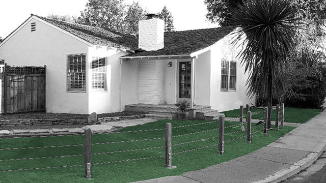 Lose the Lawn: Before and After in Menlo Park, CA