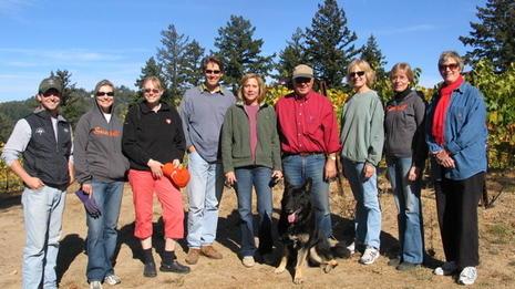 Harvest on Fat Buck Ridge