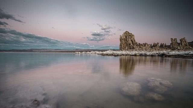Mono Lake. Photograph by Thomas J. Story.