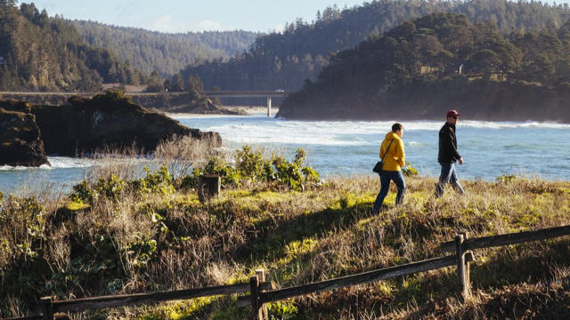 Mendocino Headlands State Park. (Helynn Ospina / Sunset Publishing)