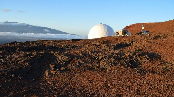 Hi-Seas Mars on Hawaii