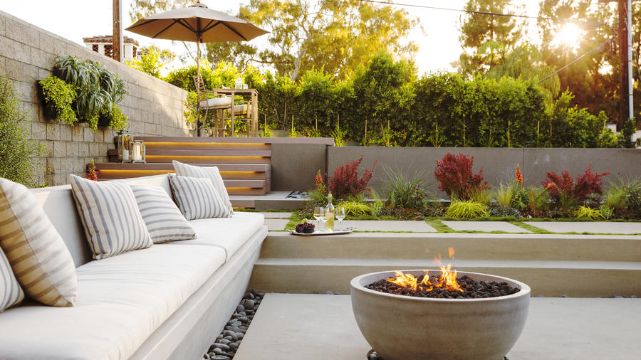Sunset Makeover: 5 Stunning Ideas for Outdoor Rooms ...