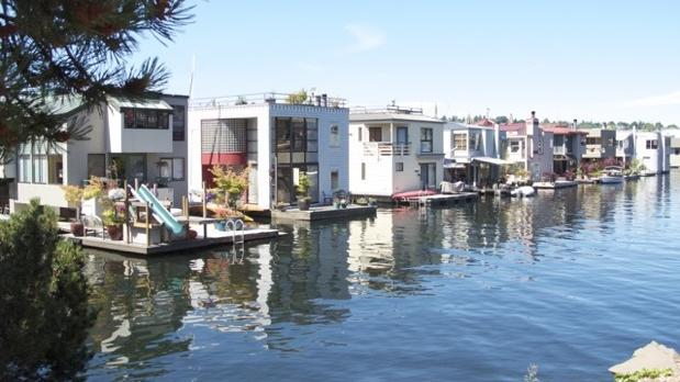 Houseboat envy