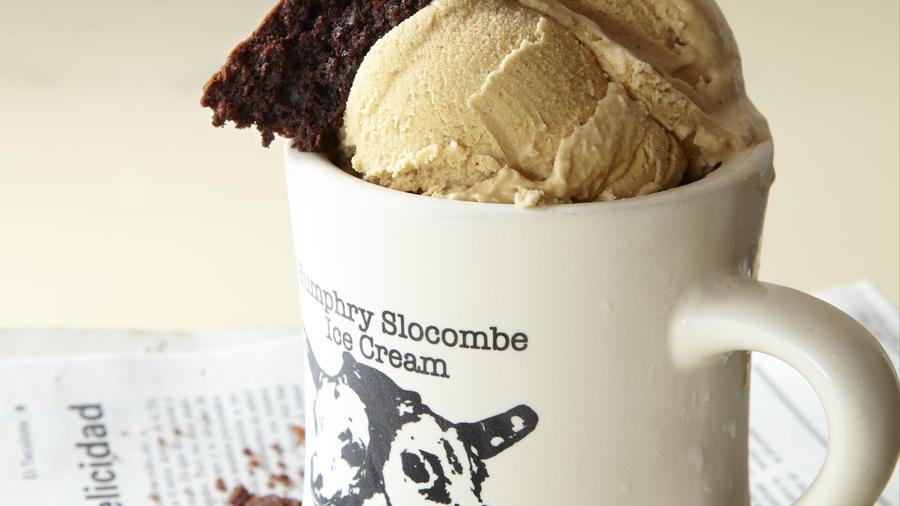 Super tempting ice cream flavor: Bourbon and cornflakes