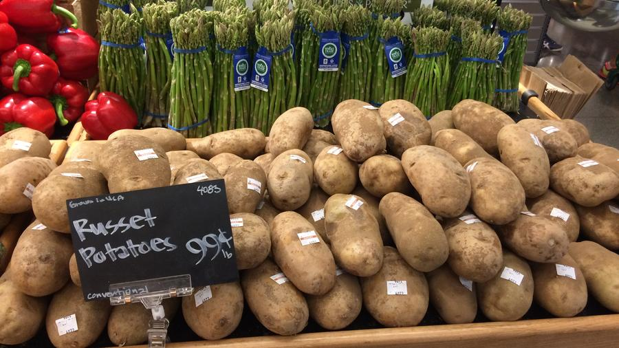 Thanksgiving Potluck: Mashed Potatoes