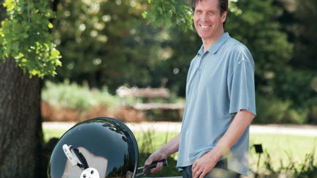 Meet the Grill Master: Jamie Purviance