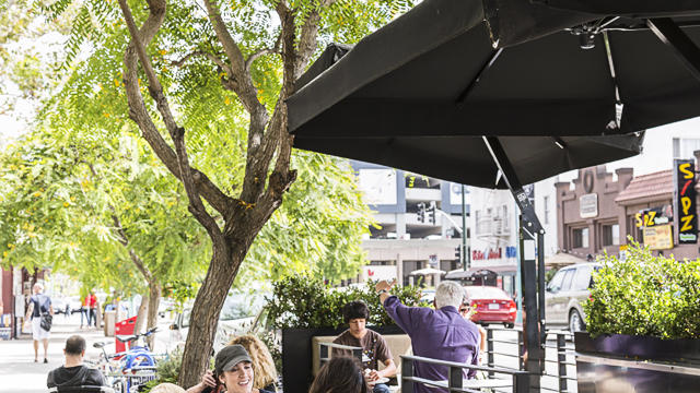 In the North Park neighborhood, a new pocket of public space is making a beloved hipster district even more inviting.