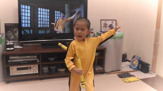 Is this the next Bruce Lee?