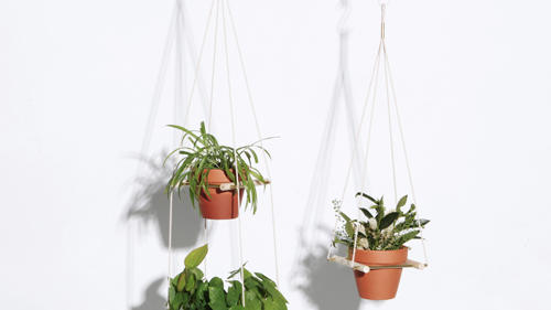 O Hanging Planters from Ladies & Gentlemen