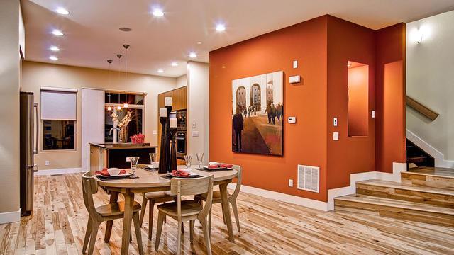 Contemporary Dining Room Original Photo On Houzz