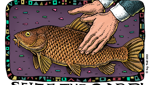 The best organic fertilizer (it's made from fish)