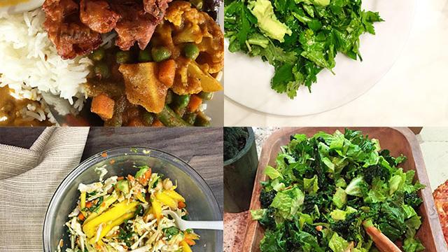 Eat Fresh, Last Day: Salad Round-Up