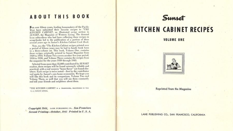 Defining California Cuisine