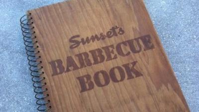 A Peek at Sunset's Very First BBQ Book