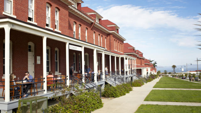 Where to go this weekend: The Presidio