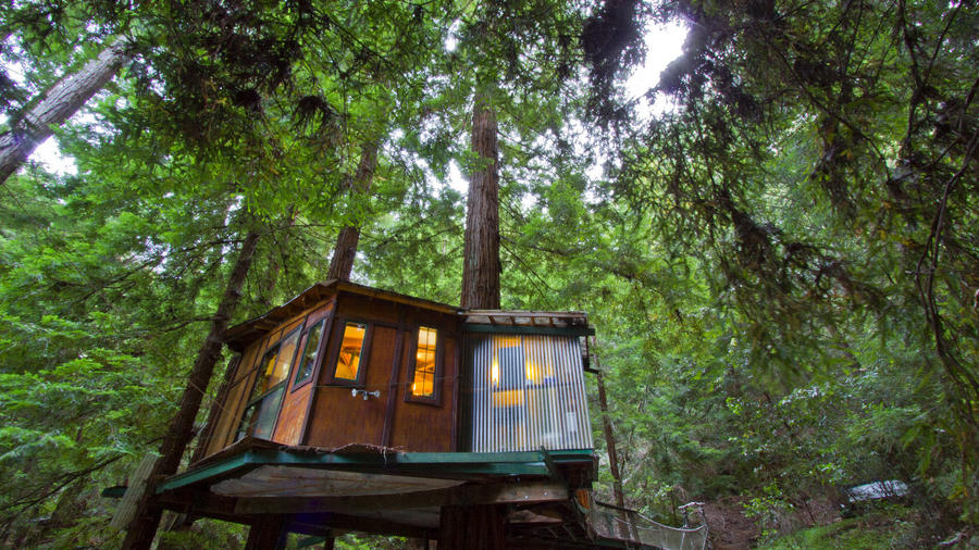 4 Cozy Treehouse Getaways Sunset Magazine