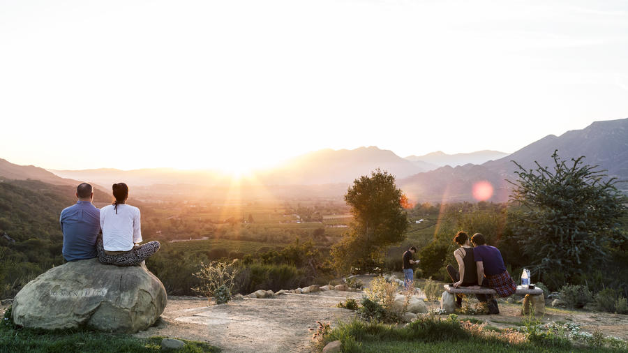 Where to Find the Prettiest Sunsets in SoCal: Ojai