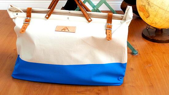 Great weekender bag