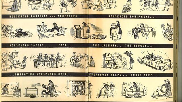 Sunset's 1941 Household Handbook