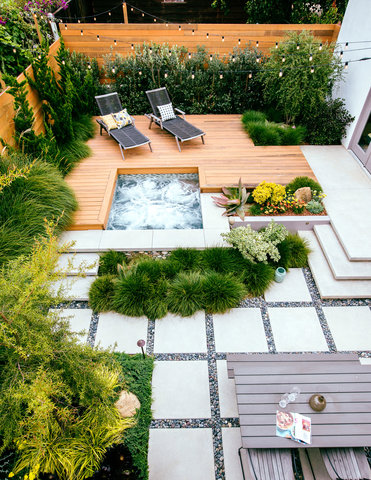 40 Ways To Design A Great Backyard Deck