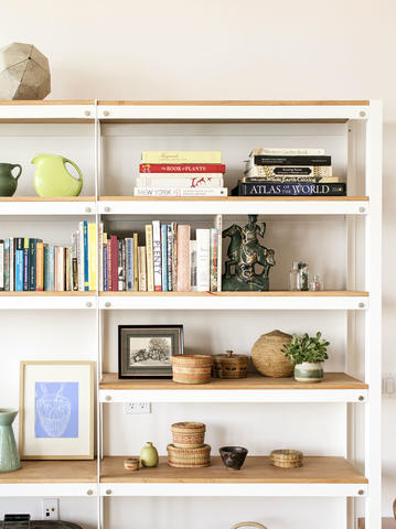 Create The Storage You Need With Inspiration From These Shelves For  Kitchen, Living Room, Hall, Garden, Mudroom, Bathroom, And More   Sunset  Magazine