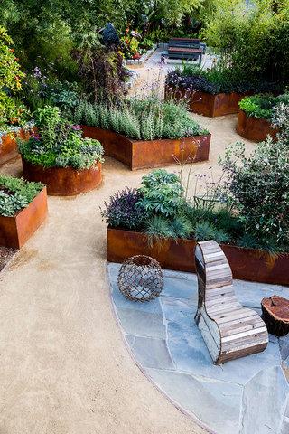 Vegetable Garden Inspiration Backyards
