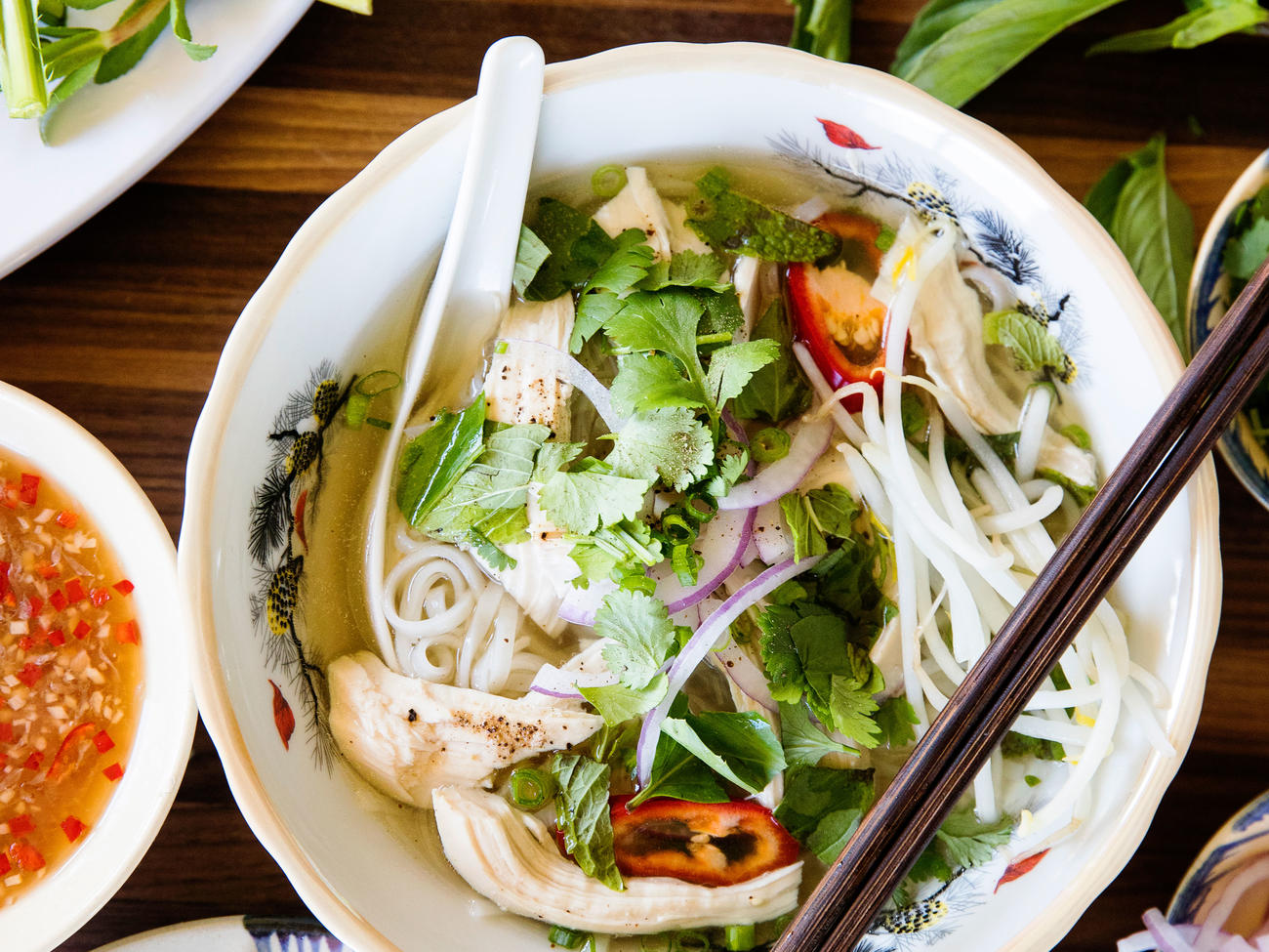 How to Make Pressure Cooker Chicken Pho