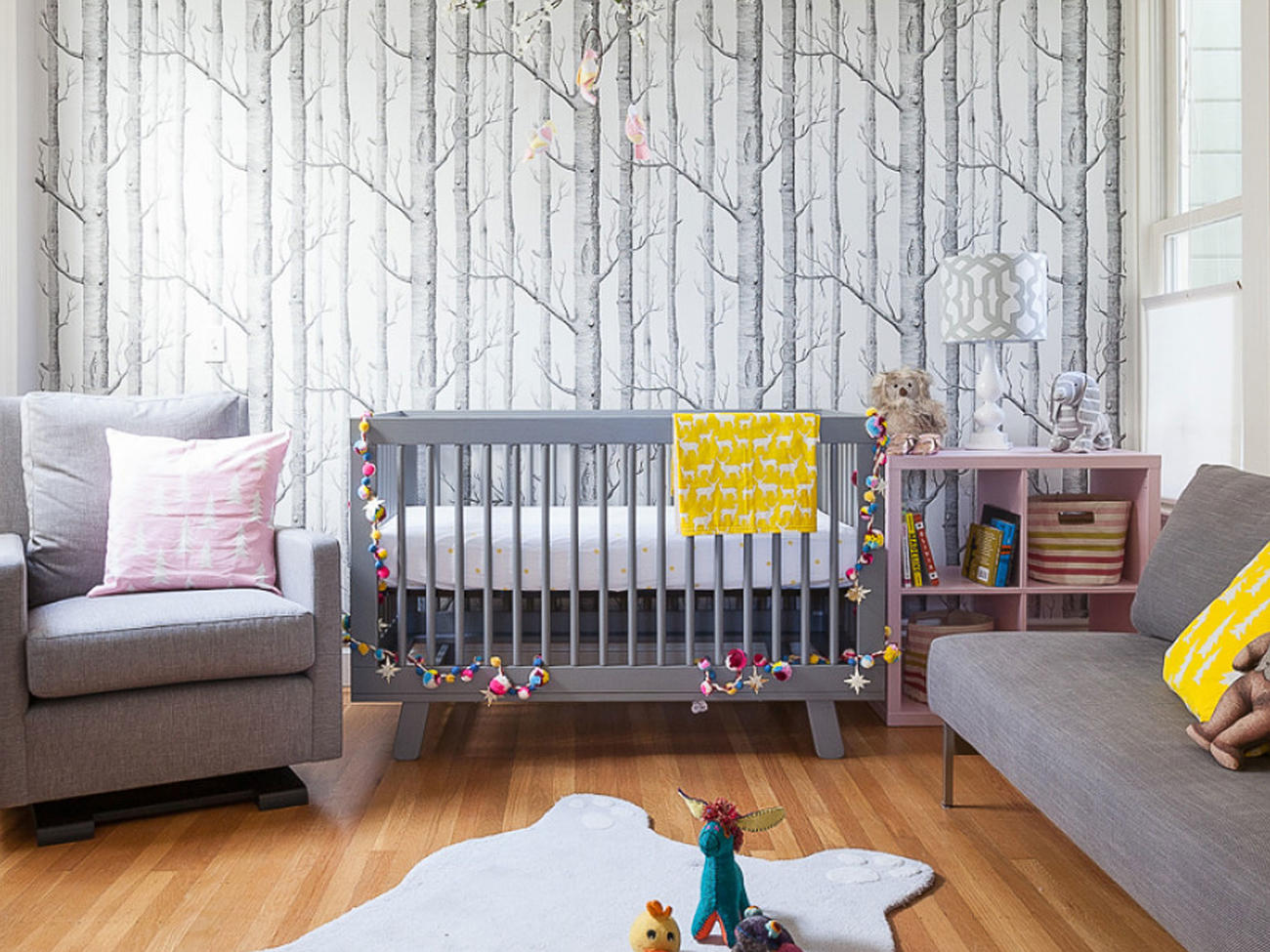 13 Stylish Nurseries