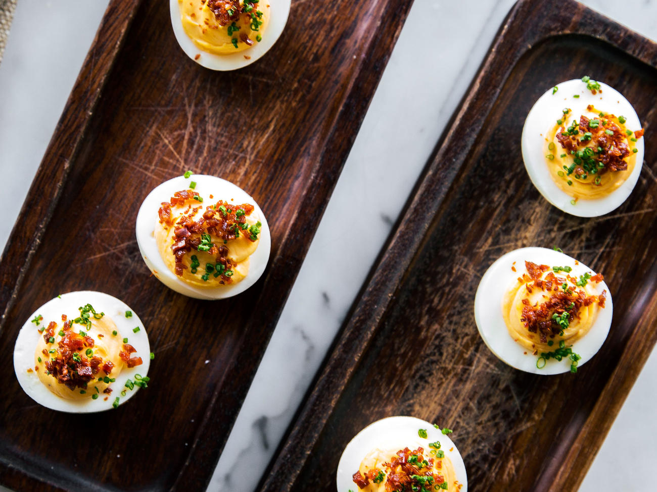 9 Variations on Deviled Eggs