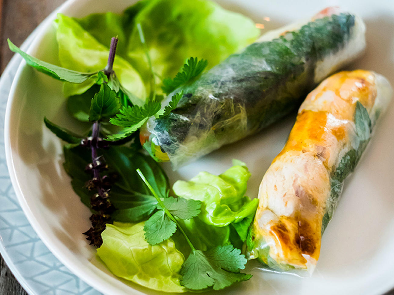 How to Make Perfect Spring Rolls