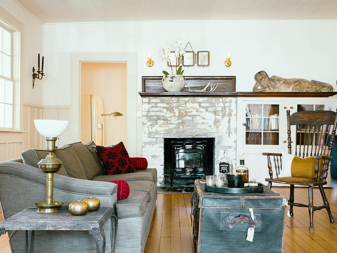 14 Ways to Style a Coffee Table