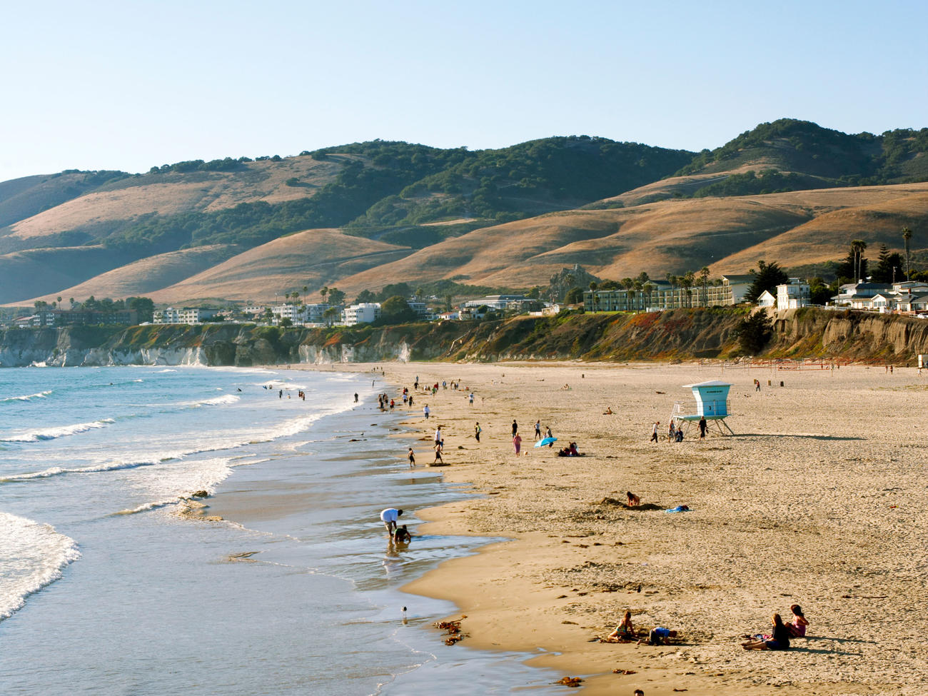 Cheap beach vacation spots california for Cheap us beach vacations