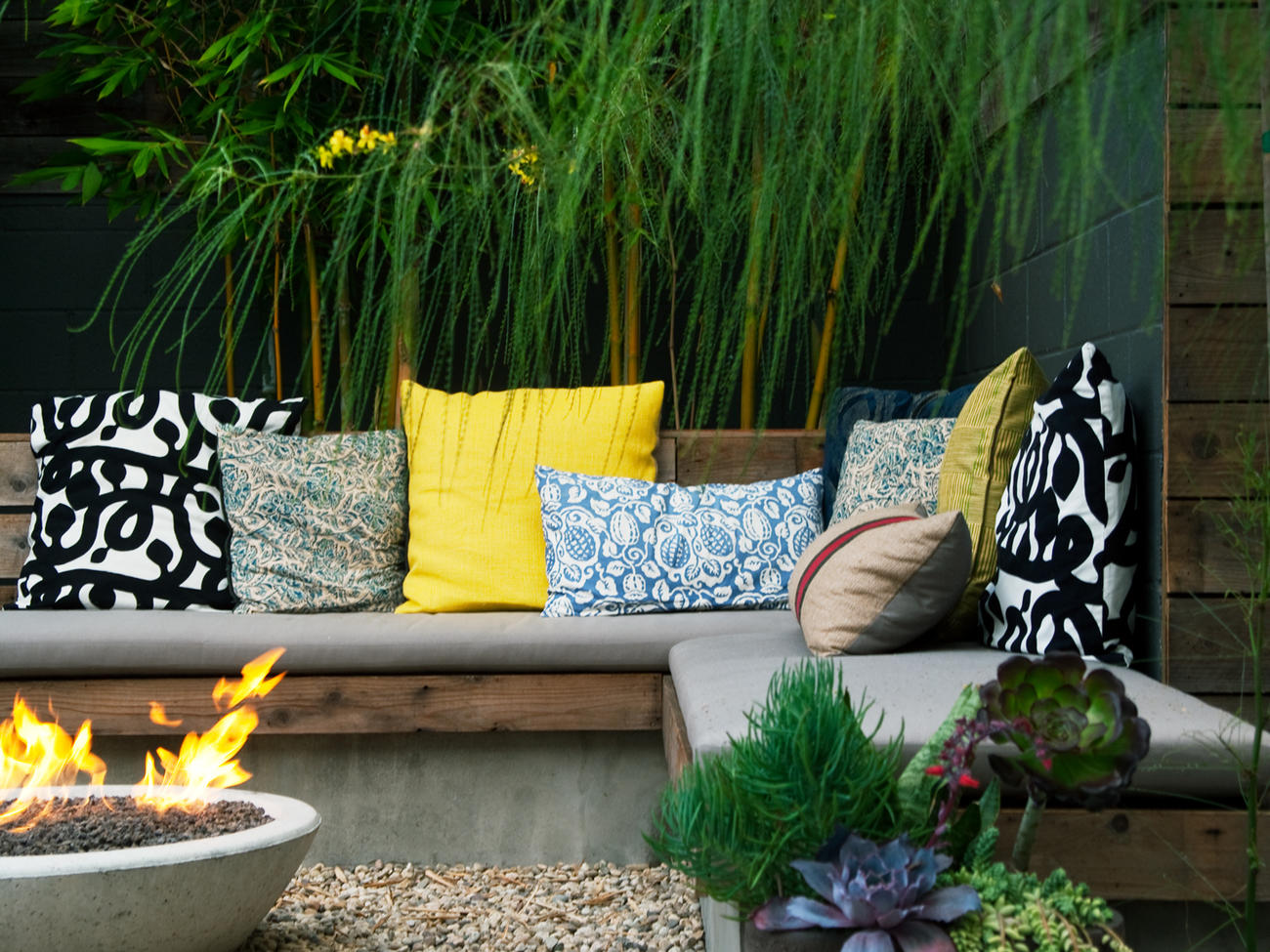 Backyard design guide sunset magazine for 38 garden design ideas